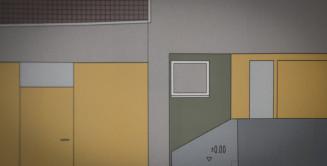 Ansicht Haus B - Planung: Arno Bereiter